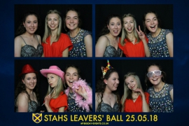 PROM PHOTO BOOTHS