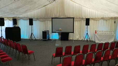 AV HIRE (AUDIO VISUAL)