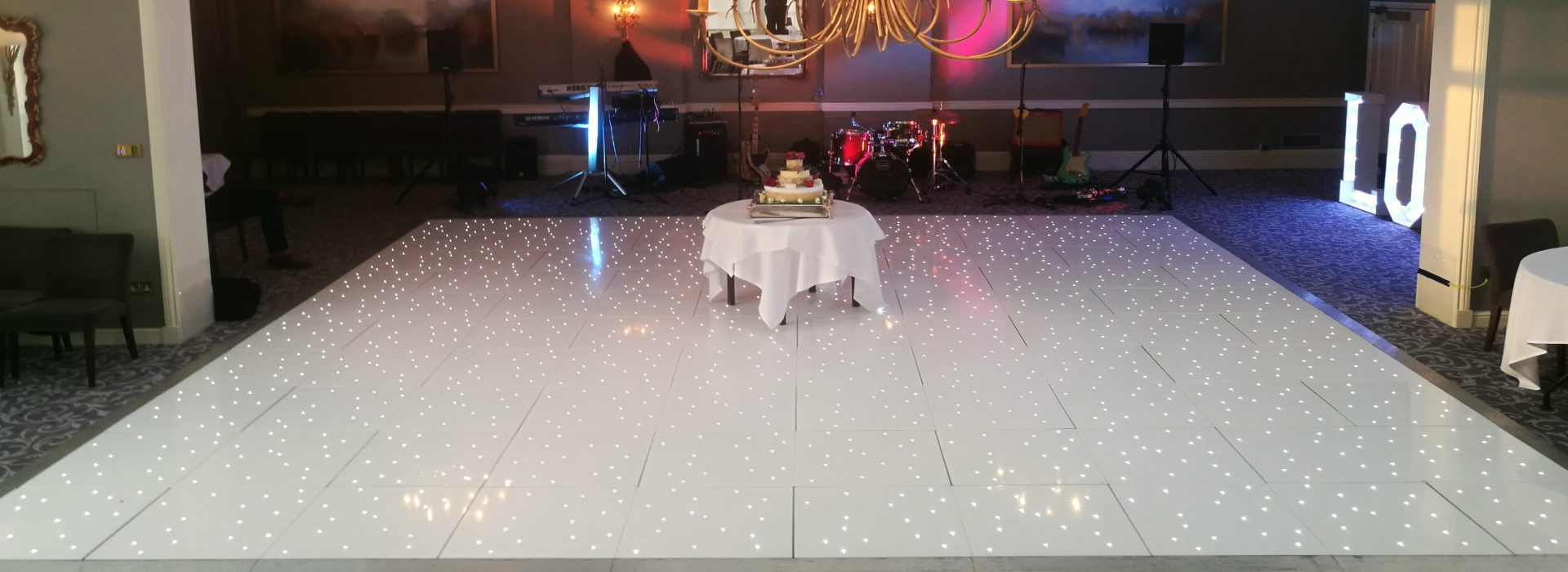 DANCE FLOOR HIRE ST ALBANS
