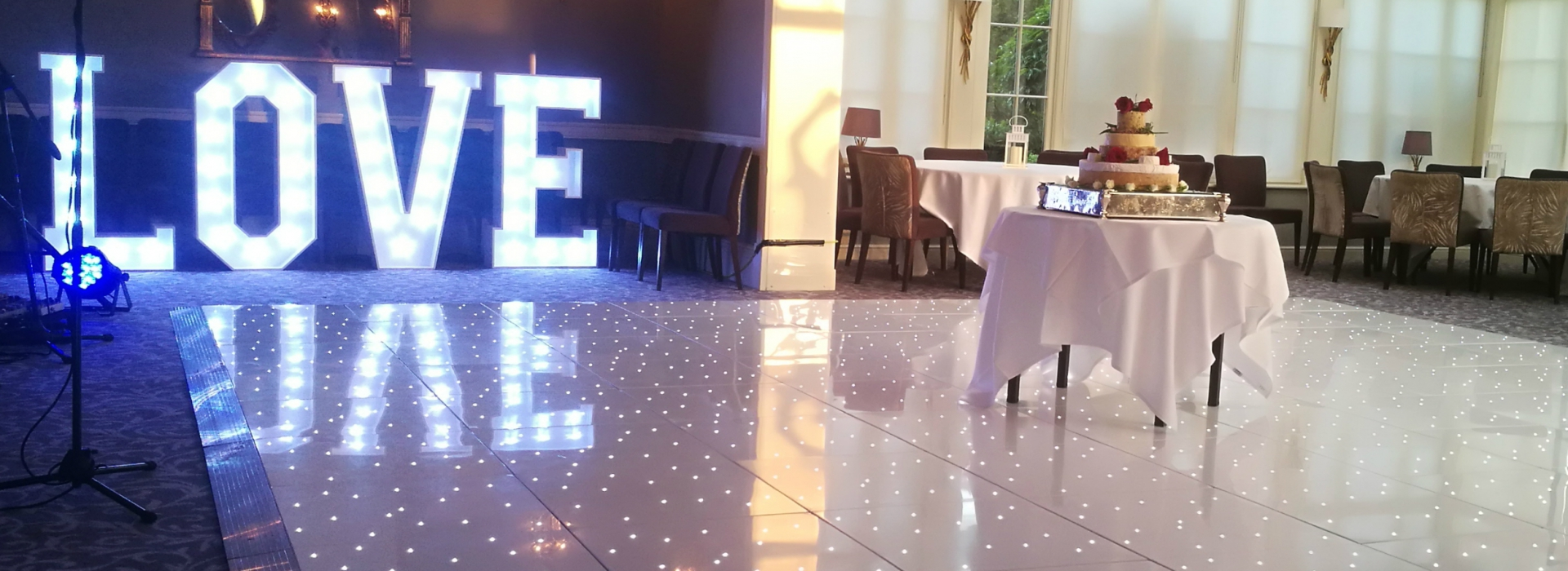 Dance Floors Hertfordshire