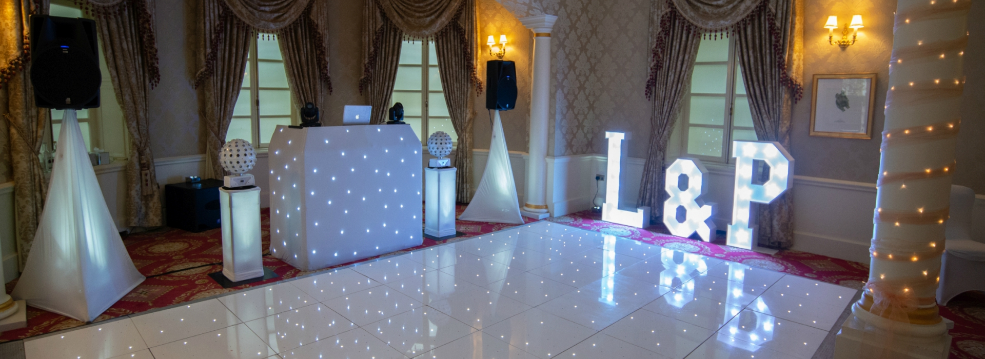Wedding DJ Luton Hoo